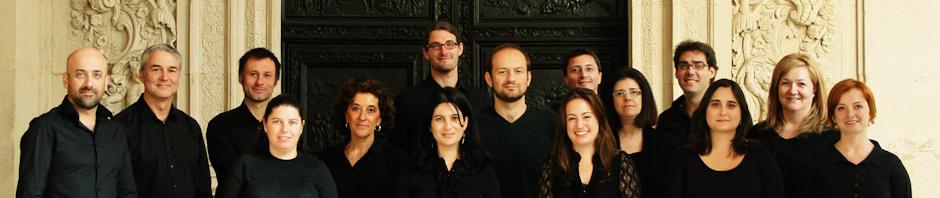 Coro camara alicante musica antigua sablonara